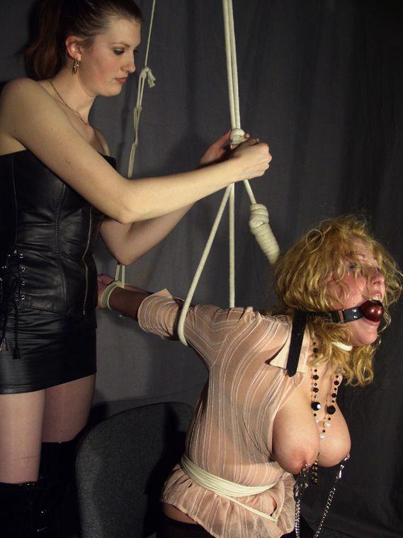 Busty mistress san francisco